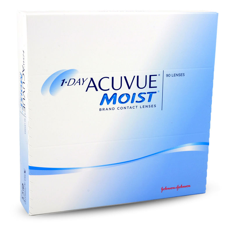 1-Day Acuvue Moist (90)