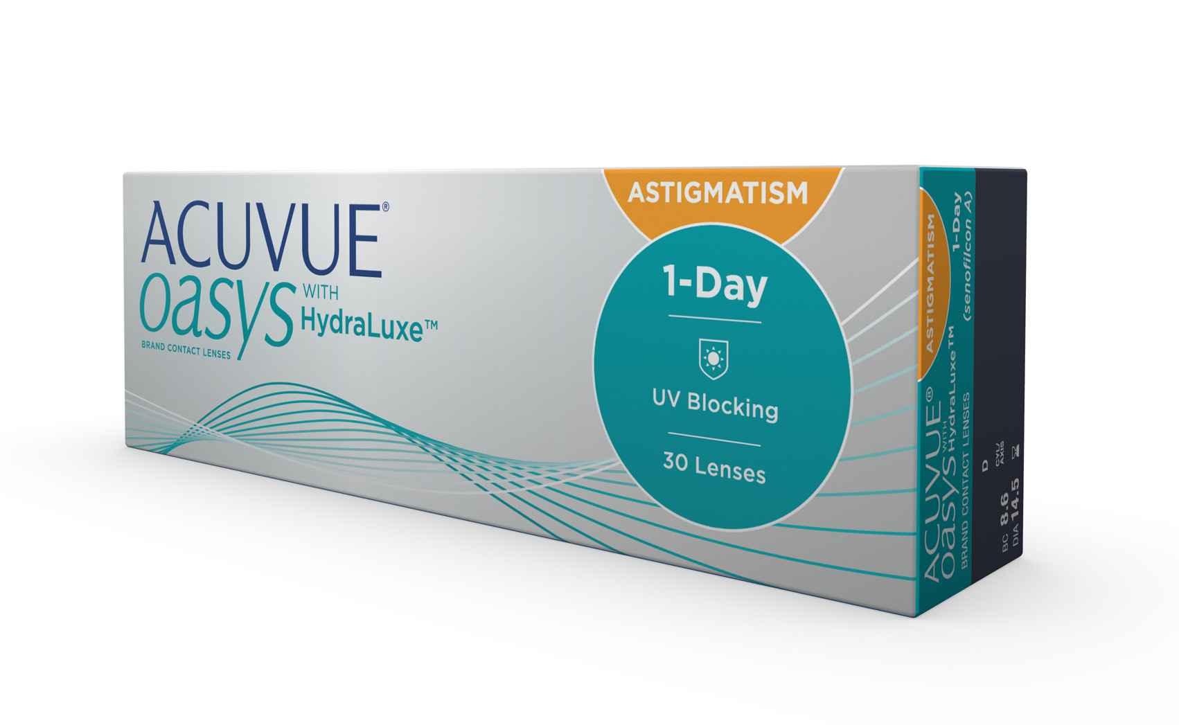Acuvue Oasys 1-day for Astigmatism (30)