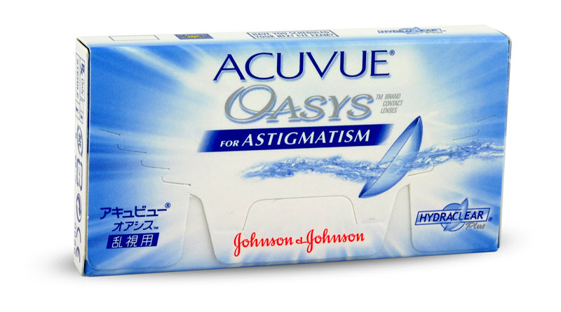 Acuvue Oasys for Astigmatism (6/box)