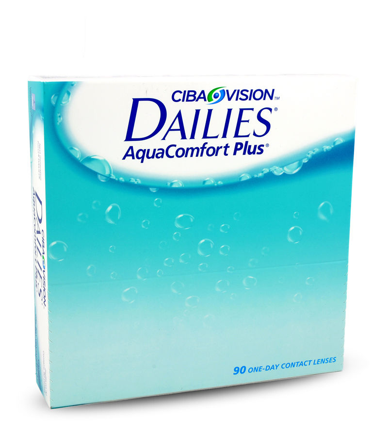 Dailies AquaComfort plus (180)