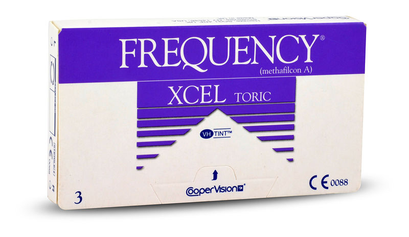 Frequency Excel Toric XR (3)