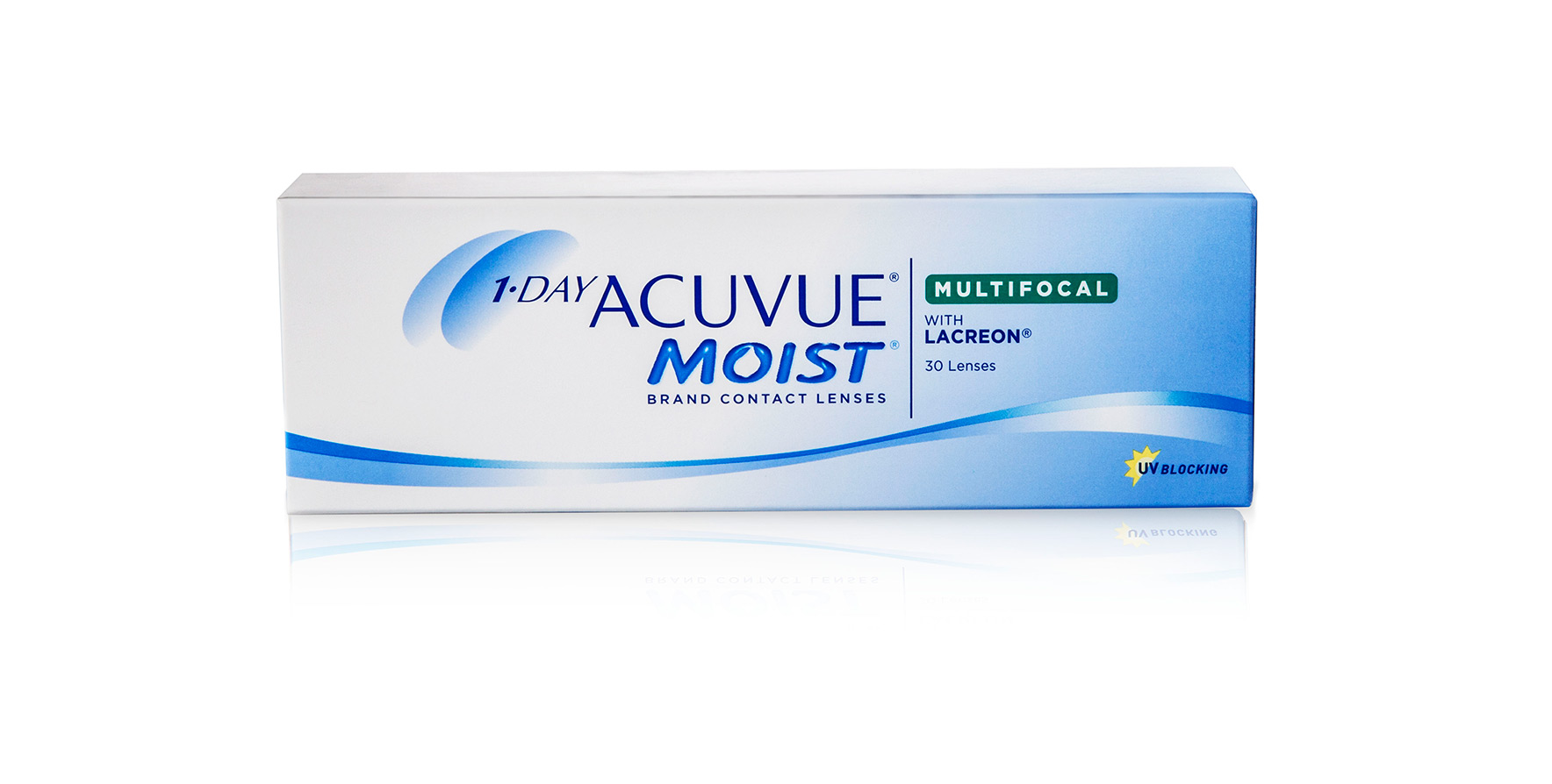 1-Day Acuvue Moist Multifocal 30box
