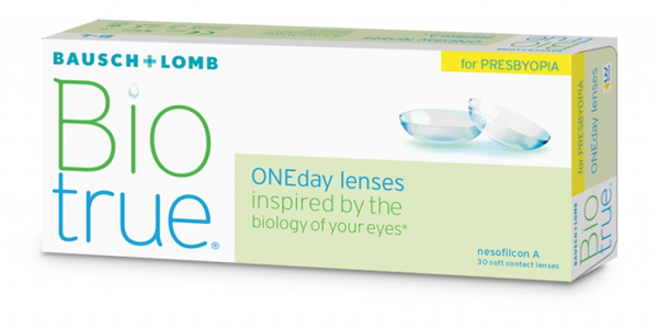 Biotrue ONEday For presbyopia (30/Box)